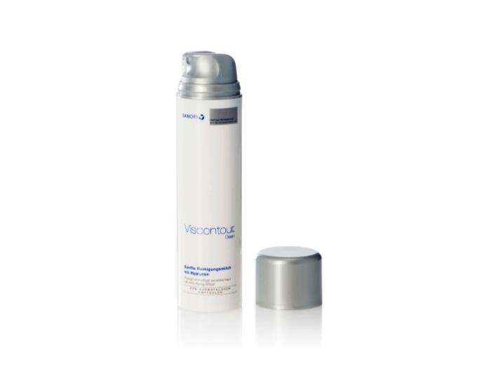 Magic Star is ideal choice for new Viscontour cleansing milk