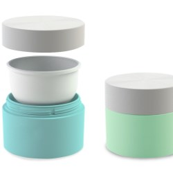 Premium jars offer sustainable beauty