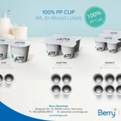 Berry Bramlage offers the latest in PP cups