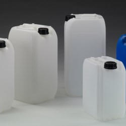 PCR for Industrial Containers