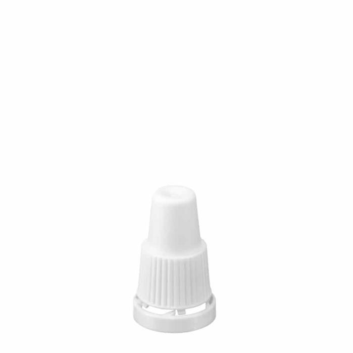 Nasal spray screw cap