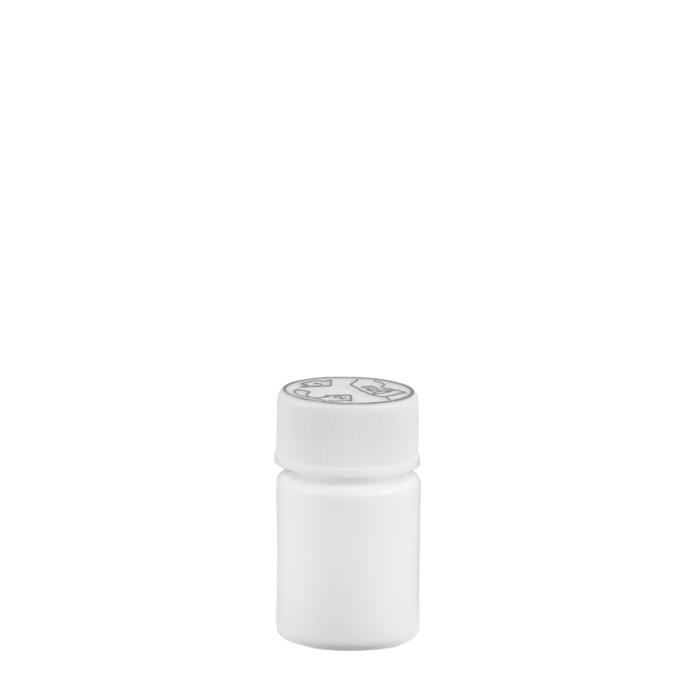 Screw tablet pot 30 ml