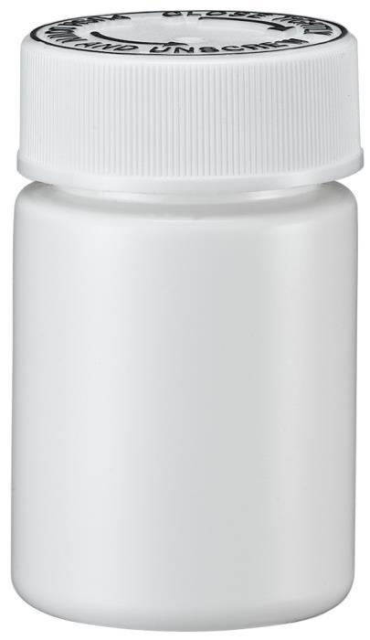 Screw tablet pot 75 ml