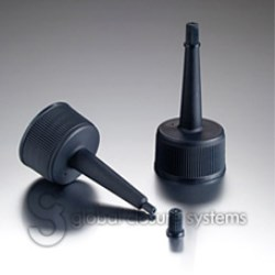 Screw On Nozzle with cap Nd 22
