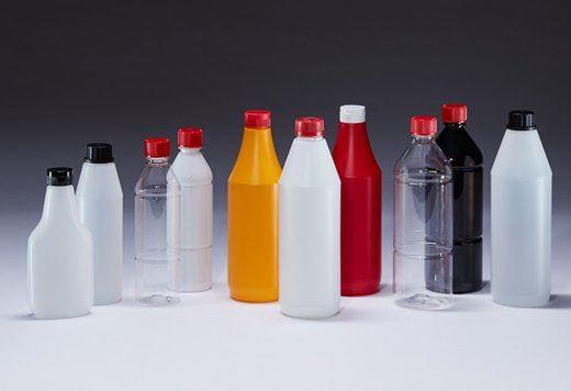 500ml Plastic Bottle Series