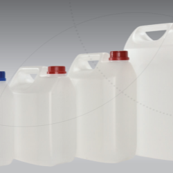 2,5L Canister serie HDPE