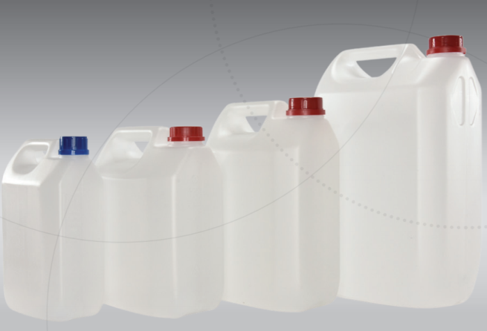 4L Canister serie HDPE