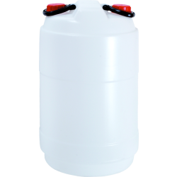 40L double-neck barrel