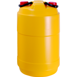 50L double-neck barrel