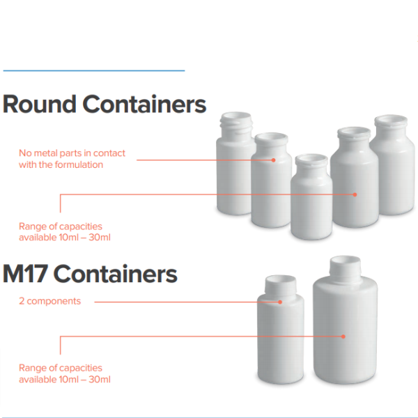 M17 Containers