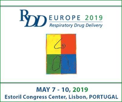 Respiratory Drug Delivery Lisbon 2019