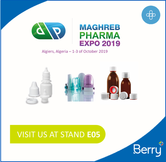 Maghreb Pharma Expo 2019